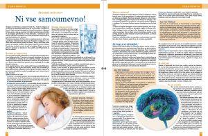 Aerobika možganov v reviji Vzajemna